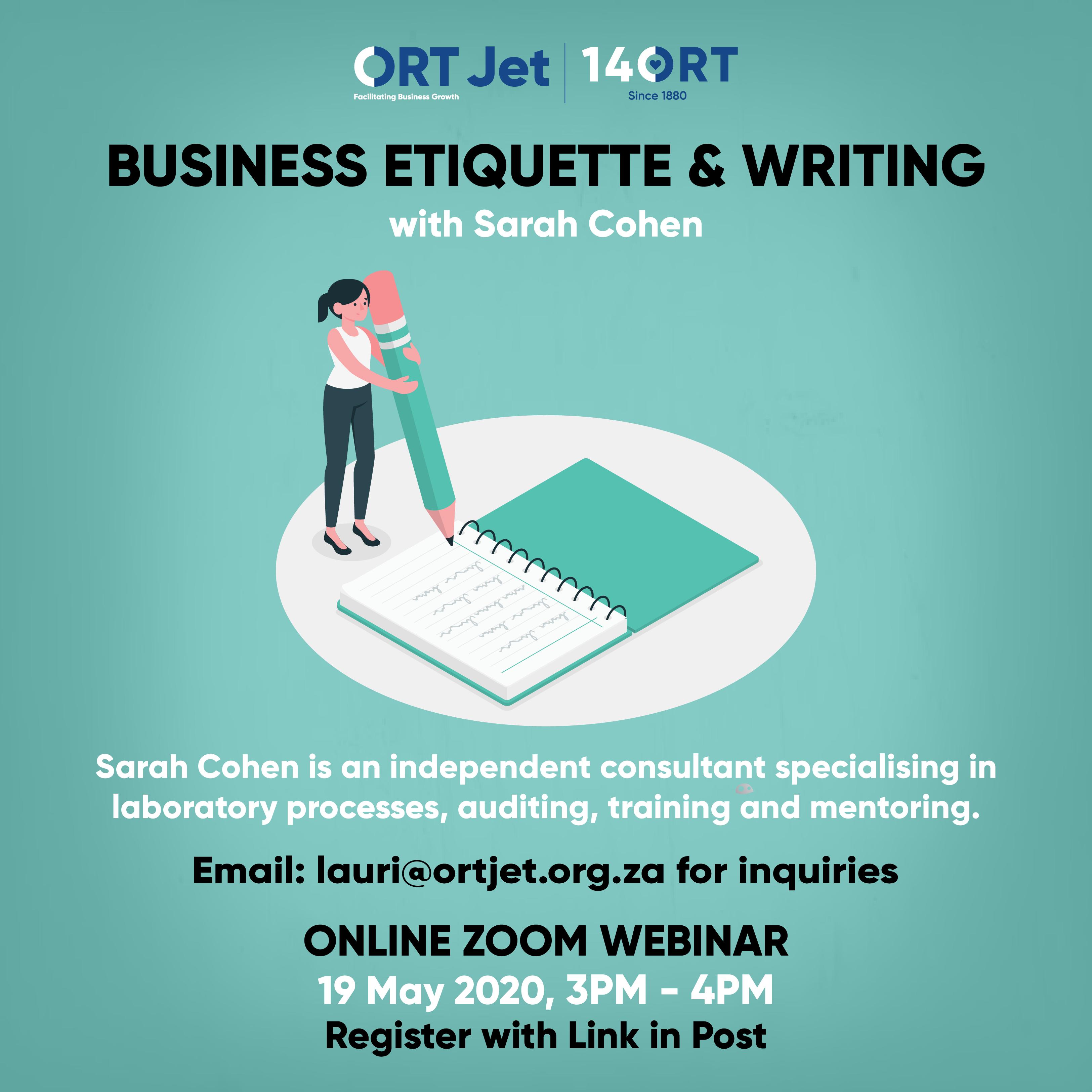 Business etiquette essay